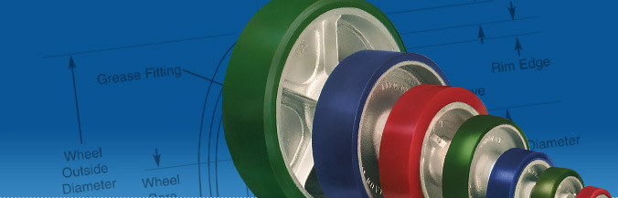 Trew Industrial Wheels, Inc. | Manufacturer of Industrial Wheels