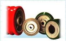 Specialty Application Wheels & Drive Wheels